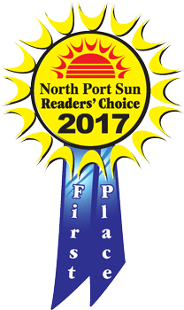North Port Sun Readers Choice Award 2017